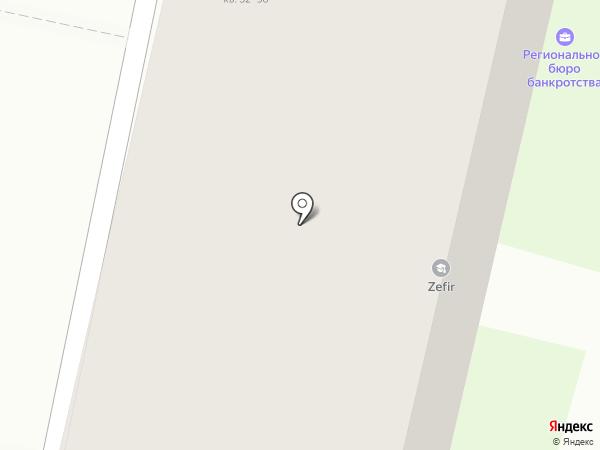 Мое авто на карте Пензы