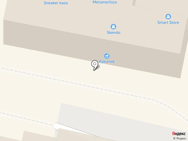 Рус-телетот на карте Пензы