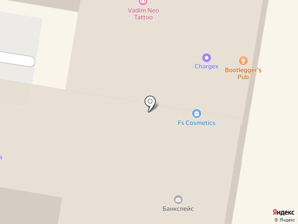 Куяр на карте Пензы