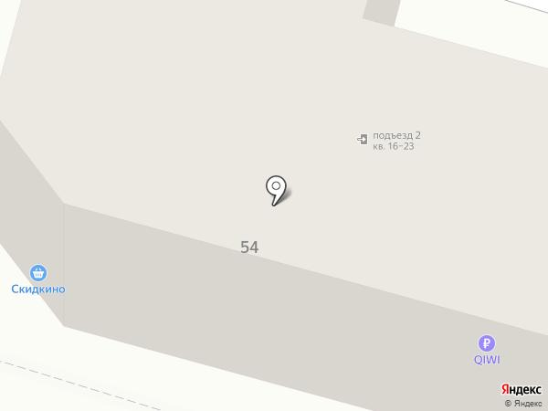 Дом Лукойе на карте Пензы