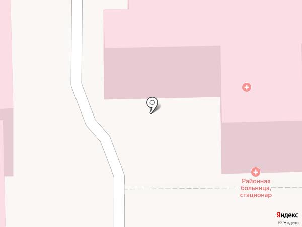 Пензенская районная больница, ГБУЗ на карте Пензы