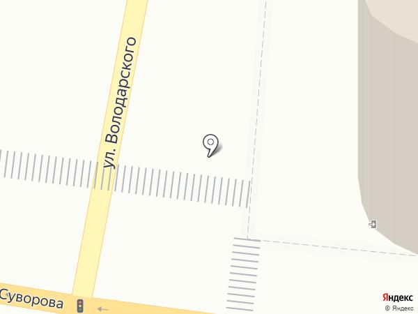 Импульс-Сервис на карте Пензы