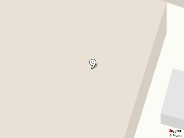 Технодом на карте Пензы