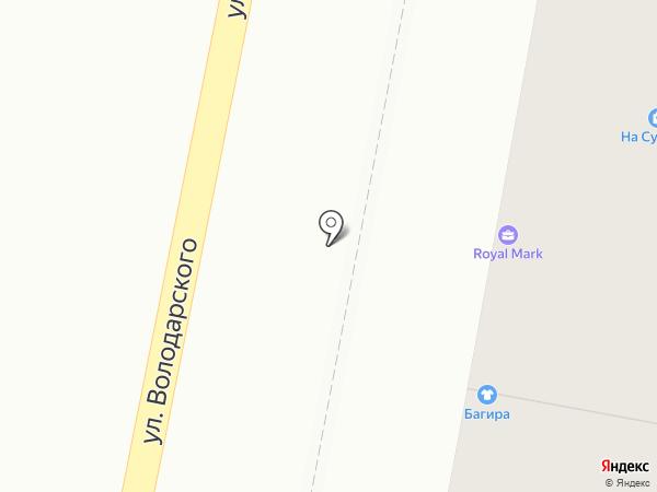 Формекс на карте Пензы