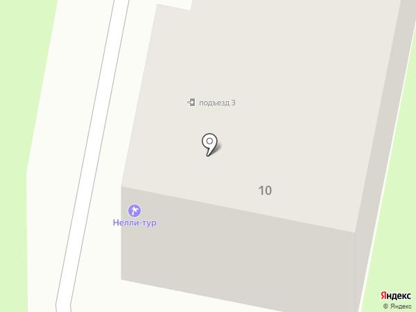 Доктор Жуков на карте Пензы