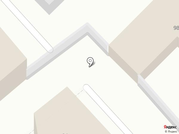 Новатор-М на карте Пензы
