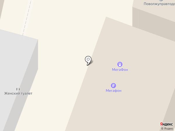 Мегафон на карте Пензы