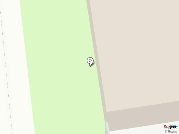 Promo на карте Пензы