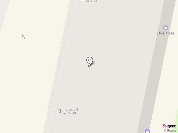 Адвокатские кабинеты Агафонова А.В. и Агафоновой М.Н. на карте Пензы