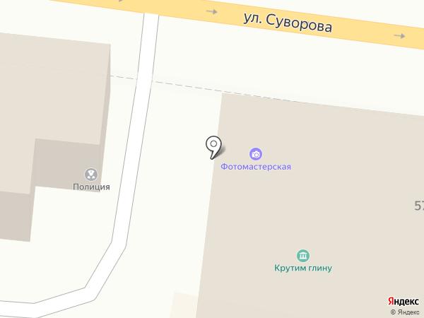 Некрополь-Пенза на карте Пензы