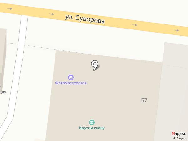 Система на карте Пензы