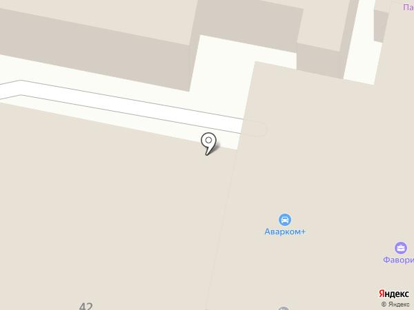 Фонбет на карте Пензы