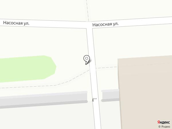 Станкомонтаж на карте Пензы