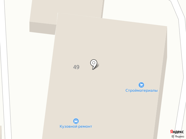 Маяк на карте Пензы