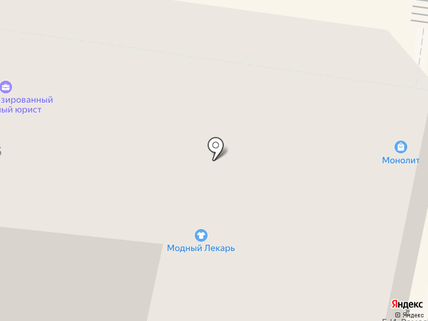 Дисконт Ангел на карте Пензы