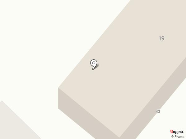Ремпромкомбинат на карте Пензы
