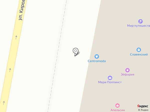 LS-недвижимость на карте Пензы