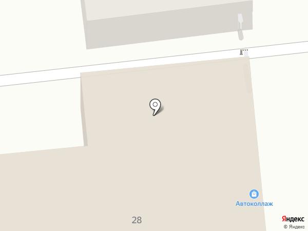 Левша на карте Пензы