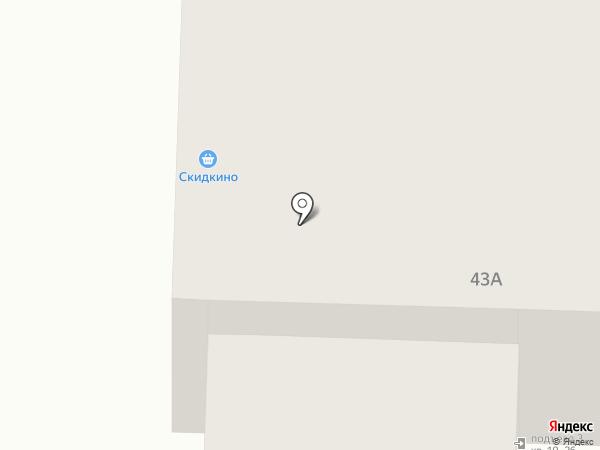 Хозяюшка на карте Пензы