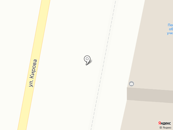 Мастерская по ремонту обуви на карте Пензы