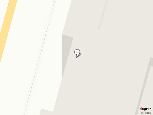 Клубный дом на набережной на карте Пензы