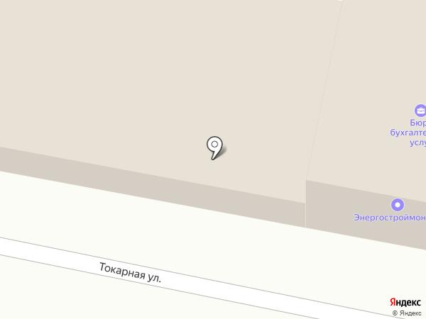 Автосервисная мастерская на карте Пензы