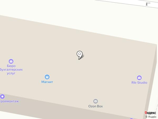 Бухгалтерская фирма на карте Пензы