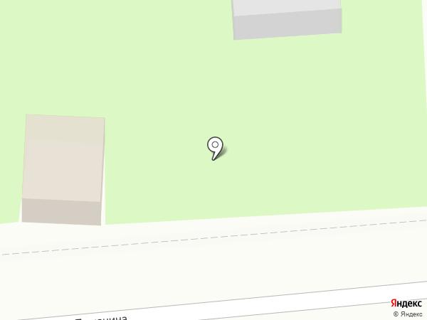 Ванюшкины Сладости на карте Пензы