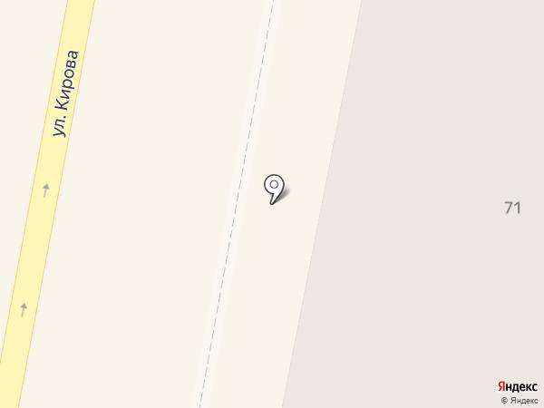 Garda Dekor на карте Пензы