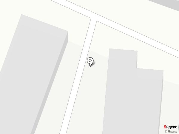 Сеть шиномонтажных мастерских на карте Пензы