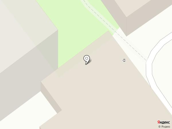 СПЕЦ на карте Пензы