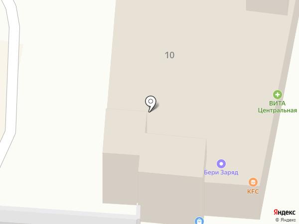 Банкомат, БИНБАНК, ПАО на карте Пензы