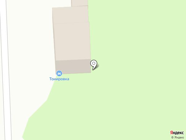 АвтоПижон на карте Пензы
