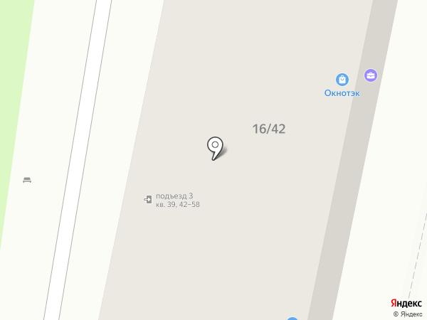 ОкноТэк на карте Пензы
