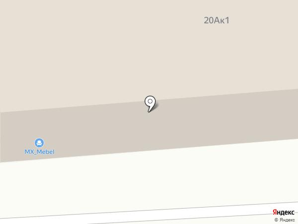 Дилижанс на карте Пензы