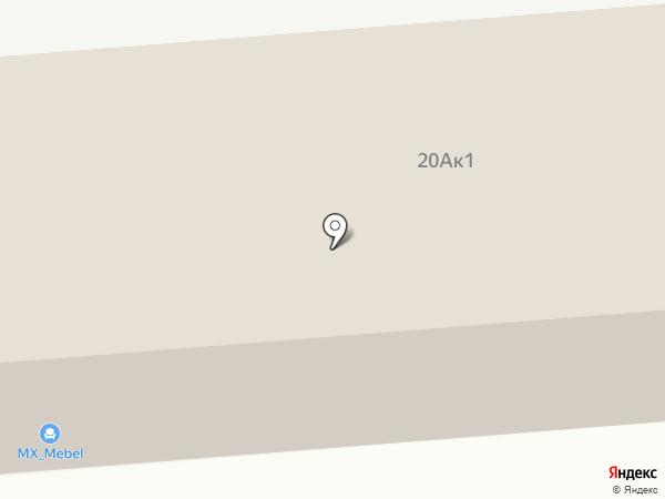 АвтоСвет58 на карте Пензы