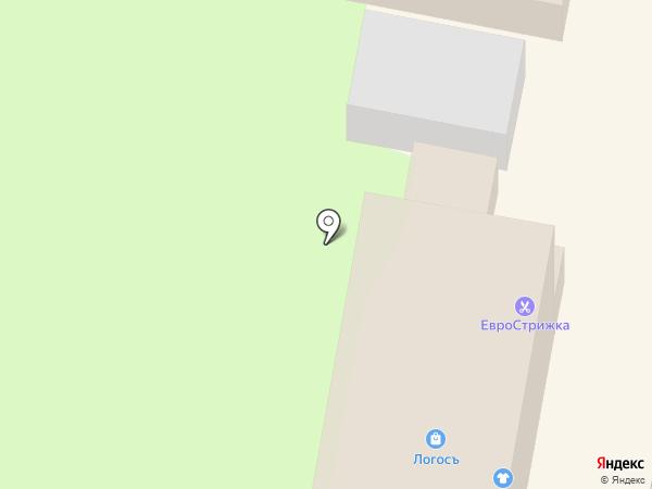 Бланк-центр на карте Пензы
