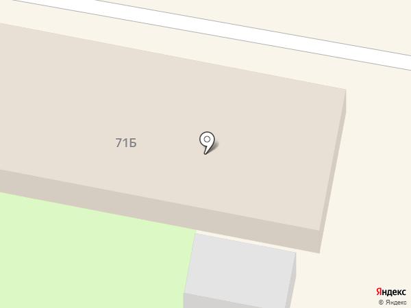 Магазин резиновой и суконной обуви на карте Пензы