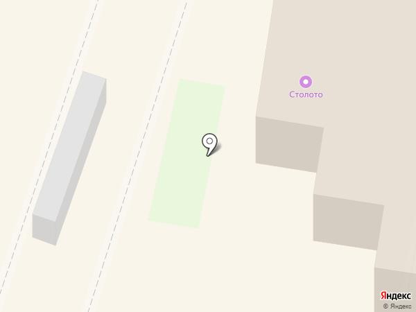 Пенза Хлеб на карте Пензы