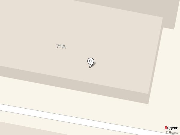 Инвест-Гарант на карте Пензы
