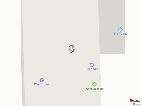 Стиль на карте Пензы