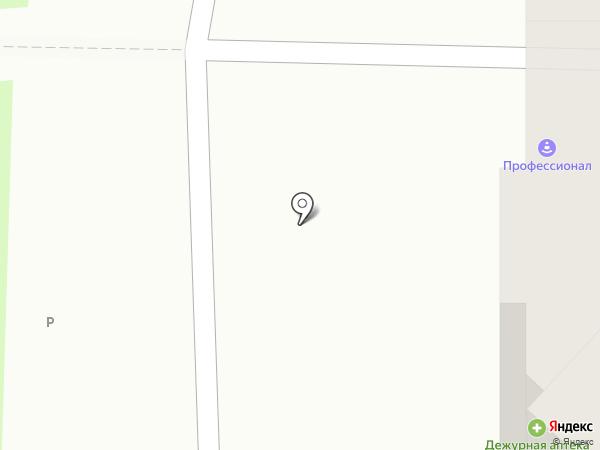 Любимый дом на карте Пензы