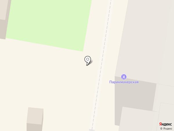 Стрижка на карте Пензы