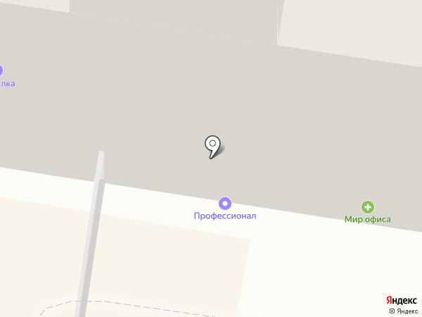 Мир офиса на карте Пензы