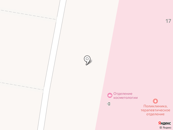 Ортопедический салон на карте Пензы