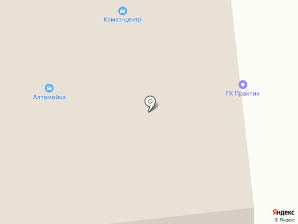 Пенза-Скан на карте Пензы