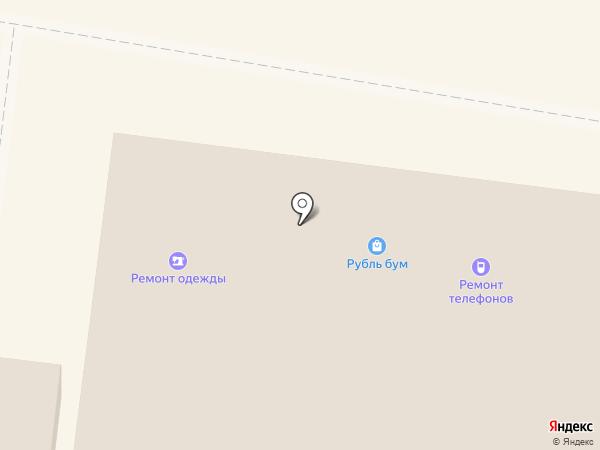 Берлога на карте Пензы