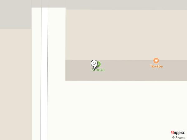 Копировальный центр на карте Пензы