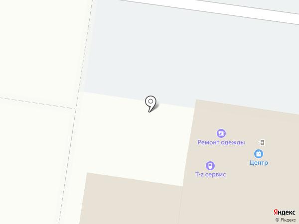 Юридическая фирма на карте Пензы