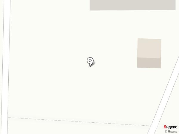 Киоск по ремонту обуви на карте Пензы